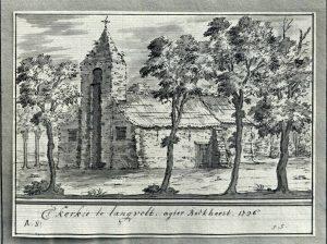 Kapel in het Langeveld, Antonina Houbraken.